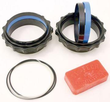 Billede af Quick Glove Dragtring Sæt Til Handsker