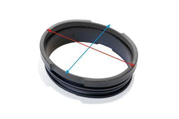 Billede af Antares Oval Ring - Stiff