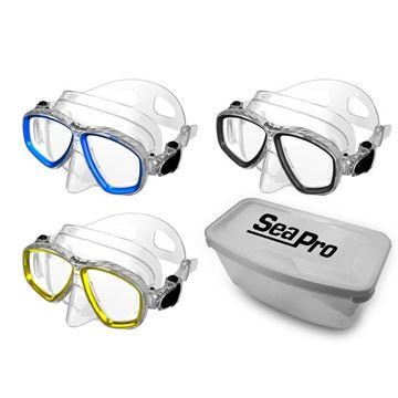 Billede af SeaPro UV2 Shark View maske