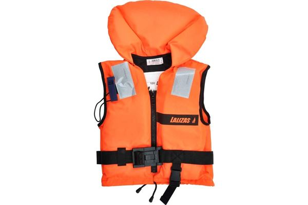 Billede af Snorkel og rednings vest 3-10 kg