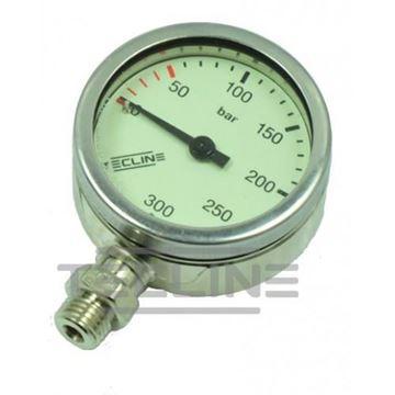 Billede af Tecline SPG Manometer til 300 bar