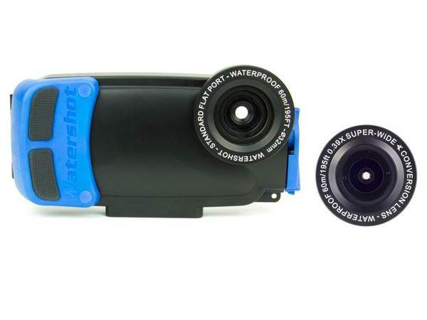 Billede af Watershot PRO Kit til iPhone 6 / iPhone 6 plus/ iPhone 6s
