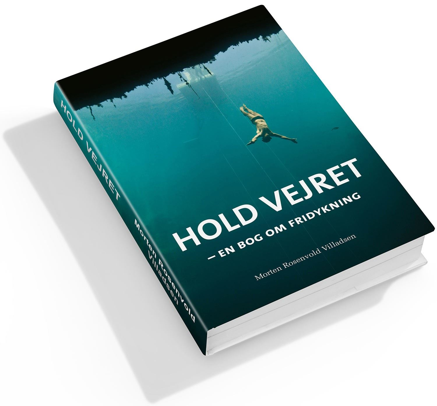 Hold Vejret - Bogen om Fridykning thumbnail