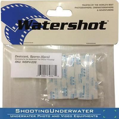 Watershot Desiccant (6) Pack PRO thumbnail