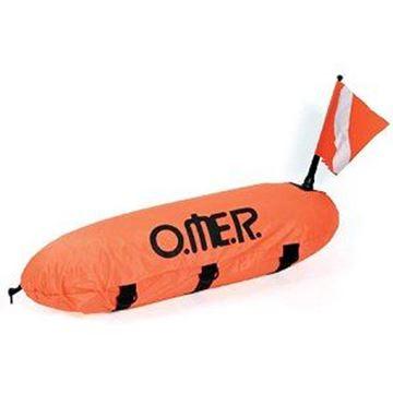 Billede af OmerSub Bøje - Master torpedo - komplet med inderblære