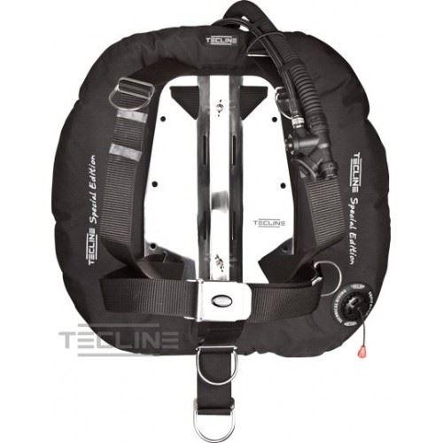 Tecline donut 22 SE vingesystem til dobbeltsæt m DIR harness thumbnail