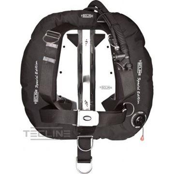 Billede af Tecline donut 22 SE vingesystem til dobbeltsæt m DIR harness