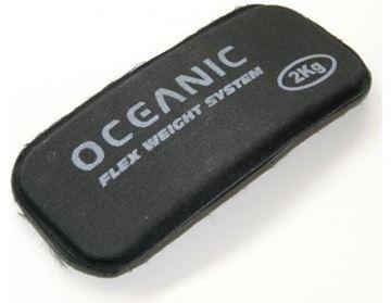 Billede af Oceanic Flex Weight 2 kg