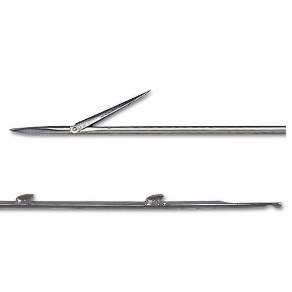Imersion spyd 7 mm - Single barb - Shark fins - 75 cm thumbnail