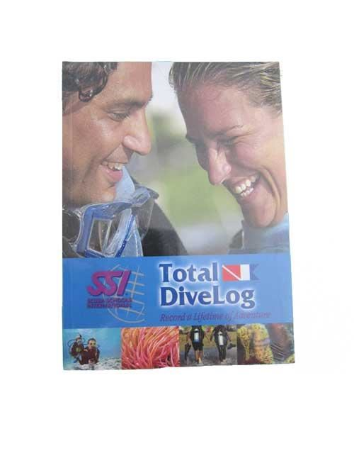 Divelog booklet thumbnail