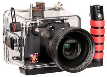 Billede af Canon PowerShot G1 X inkl. undervandshus