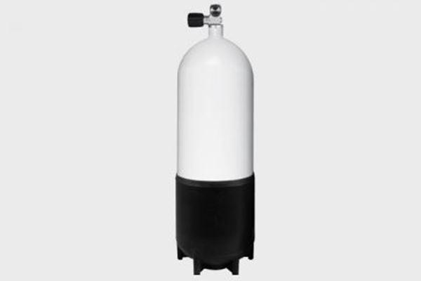 Billede af Stål Flaske 15L 230 bar