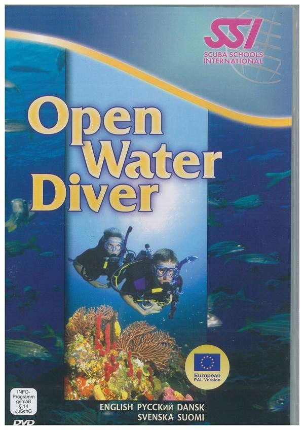 SSI Open Water Dive DVD thumbnail