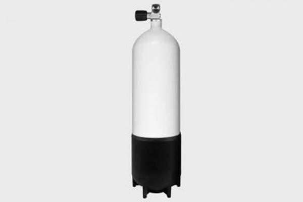 Billede af 10L 300 bar tank incl mono valve & boot