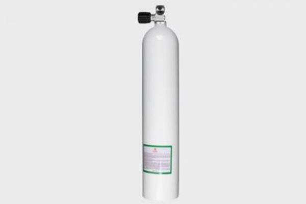 Billede af 5,7L ALU 207 bar tank inkl ventil