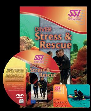 Billede af SSI Diver Stress & Rescue kit