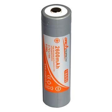 Billede af OrcaTorch 18650 batteri