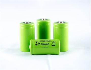 Billede af NIMH Batteri 5500 Mah C