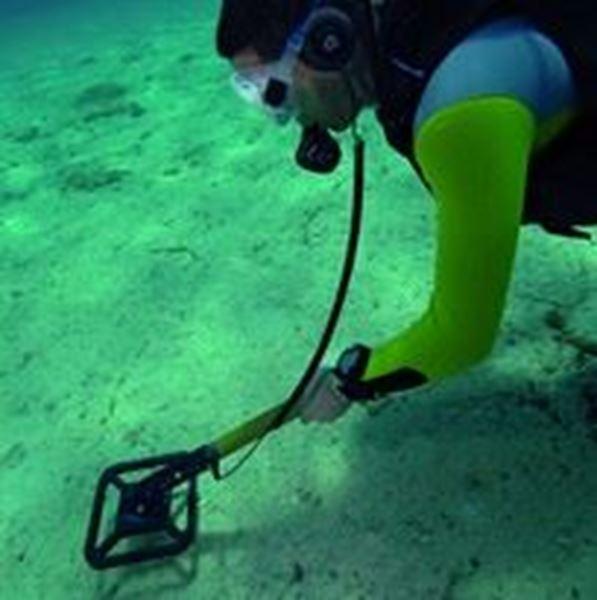 Billede af UWM 40 Underwater metal-detector