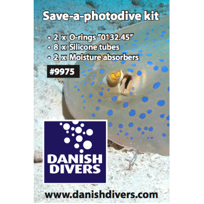 Save-a-Photodive kit til Ikelite UltraCompact huse thumbnail