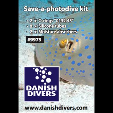 Billede af Save-a-Photodive kit til Ikelite UltraCompact huse