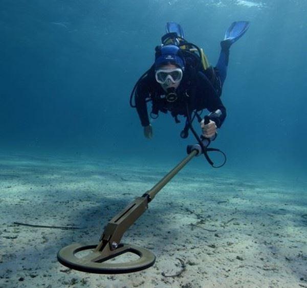 Billede af UWEX 725 K underwater metal detector