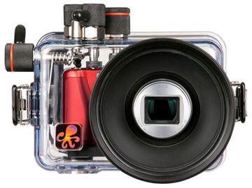 Billede af Panasonic TZ30 med undervandshus