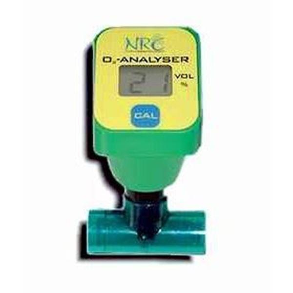 Billede af NRC O2 / Oxygen Analyser