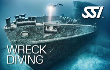 Billede af SSI Wreck Diving Speciality