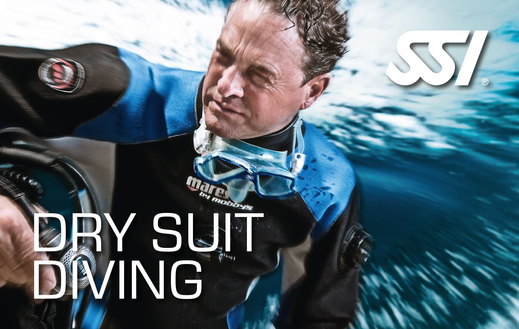 SSI Dry Suit Diving thumbnail