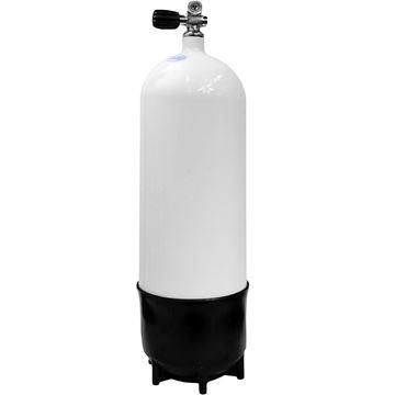 Billede af Trykprøvning af klargjort flaske