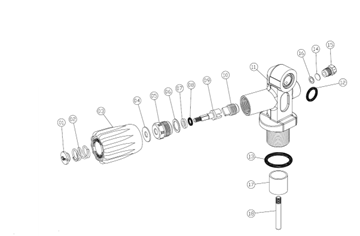 Billede af Service af ventil