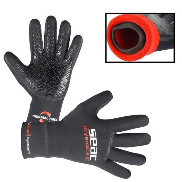 Billede af Seac Dry Seal 500 handske 5 mm extrem varmt