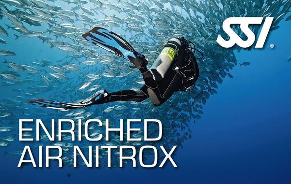 Billede af SSI Enriched Air Nitrox Diver 40