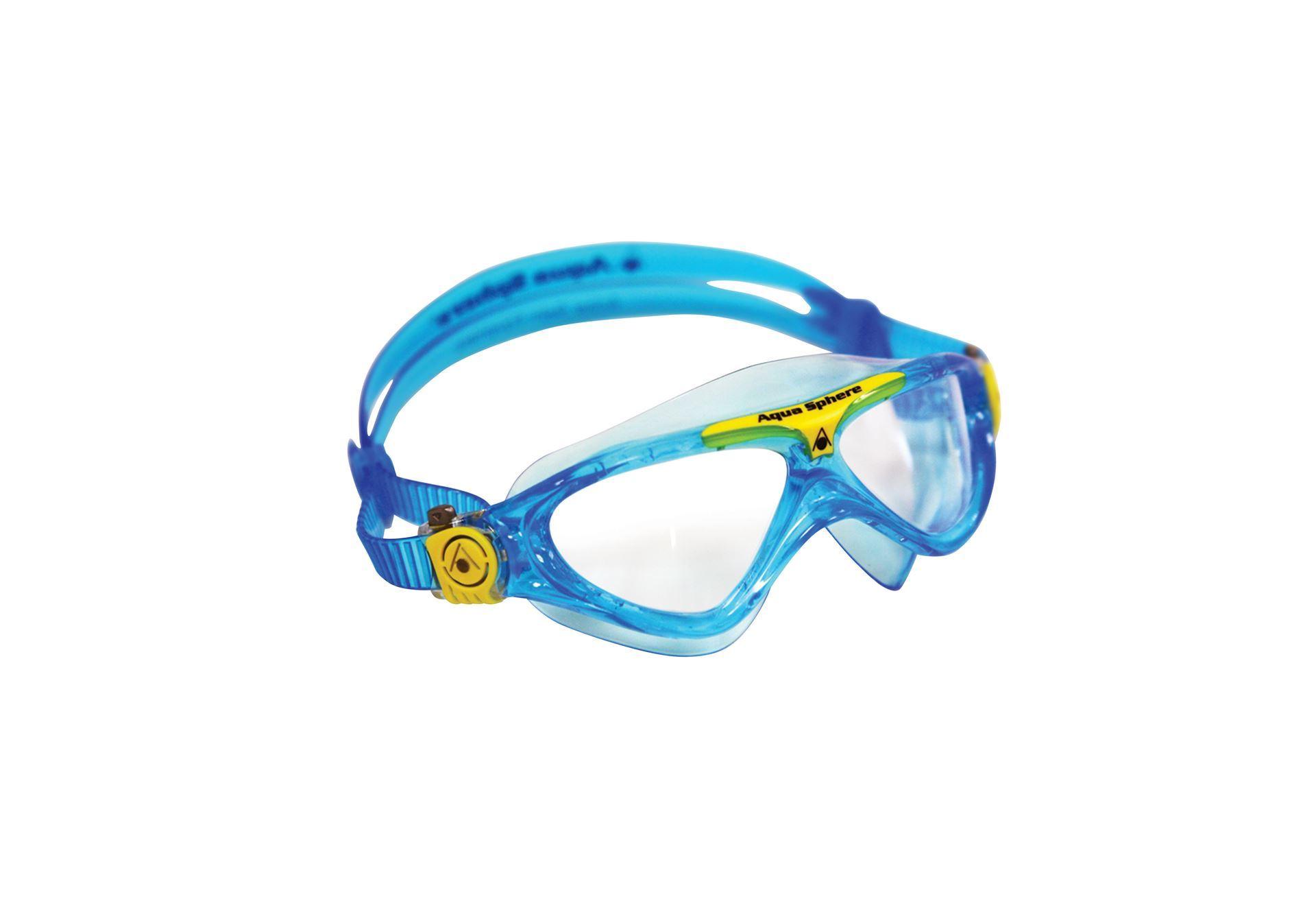 Aqua Sphere - Vista Junior Tri Svømmebrille 4-14 år thumbnail