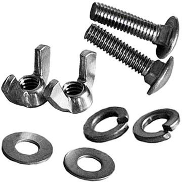 Billede af Hollis single tank adapter bolt kit