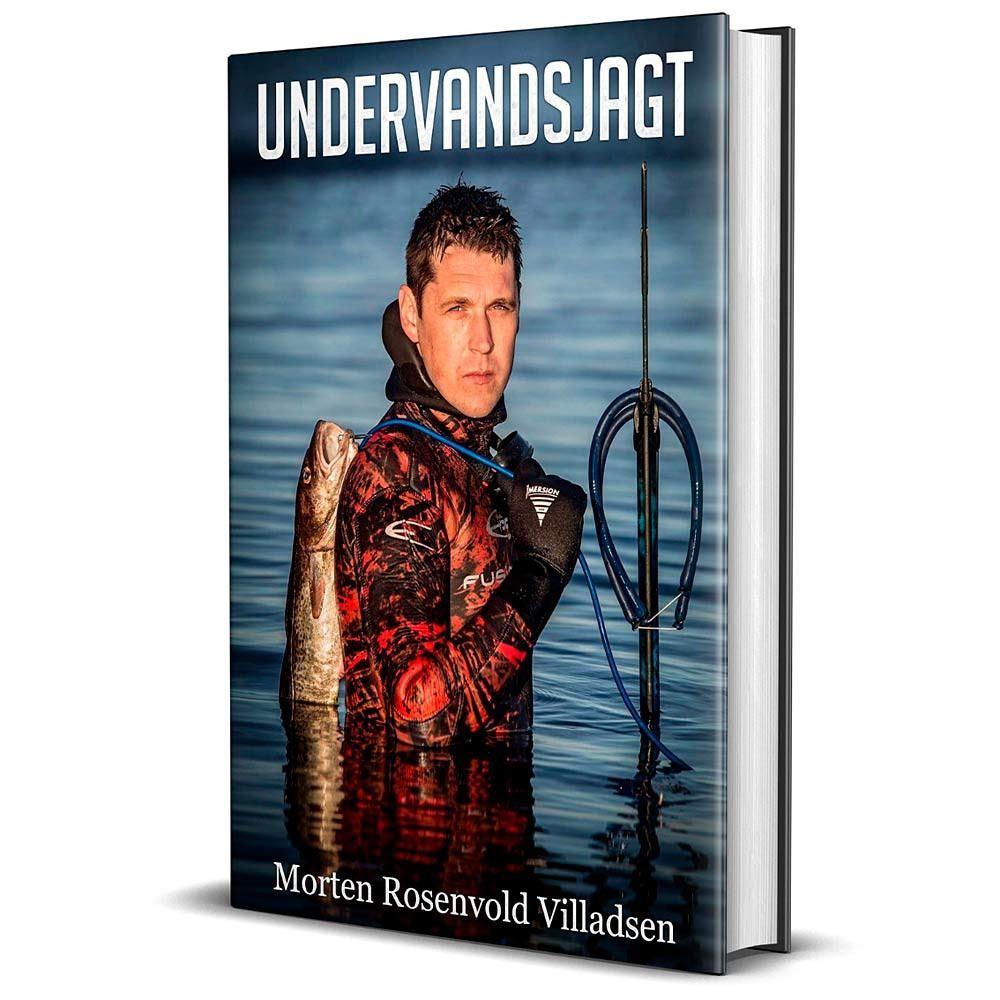 Undervandsjagt - en bog af Morten Rosenvold Villadsen thumbnail