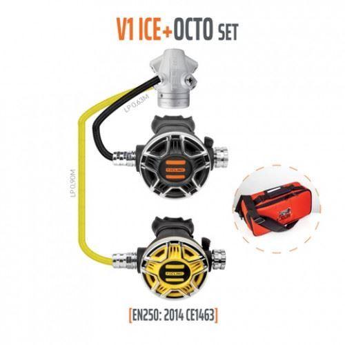 Tecline Regulator sæt V1 ICE Mono + Octopus thumbnail