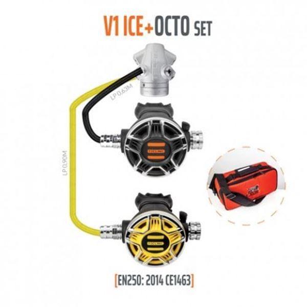 Billede af Tecline Regulator sæt V1 Tec 2.