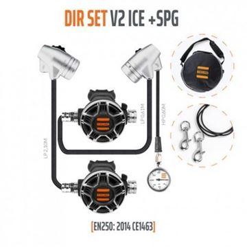 Billede af Tecline Regulator Sæt V1 TEC 1 Semi Tec twin set ICE komplet