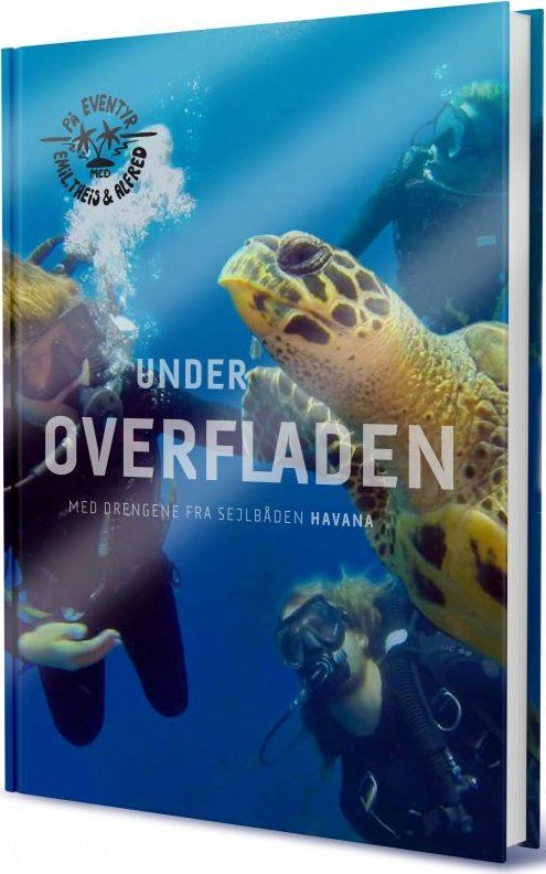 Under Overfladen - På Eventyr Med Emil, Theis Og Alfred thumbnail