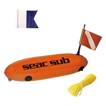 Billede af Seac Torpedobøje med flydeline