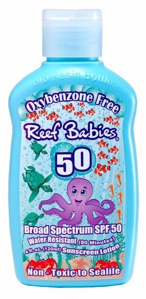 Billede af Reef Babies solcremé - faktor 50