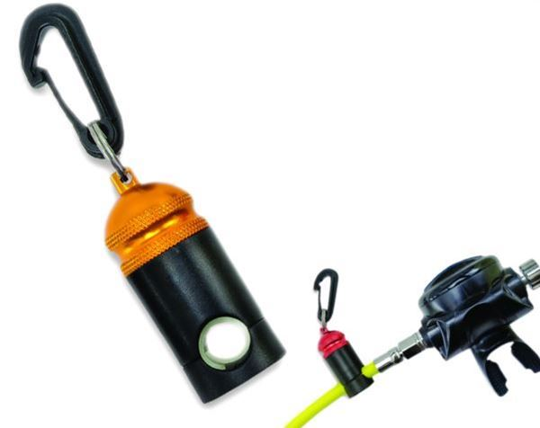 Billede af QD hose holder