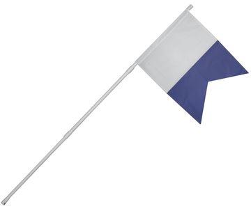 Billede af BEAVER - LILLE A FLAG MED STANG 47 X 38 CM