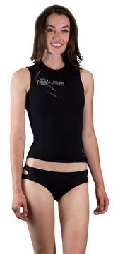 Billede af BARE 3mm sport vest til kvinder (trøje uden ærmer) STR 8