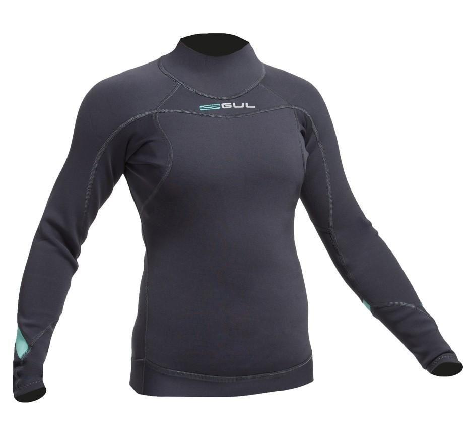 GUL Evolite - til kvinder Thermal langærmet trøje - rashguard thumbnail