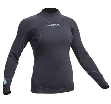 Billede af GUL Evolite - til kvinder Thermal langærmet trøje - rashguard