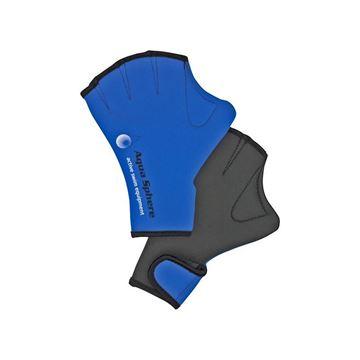 Billede af Aqua Sphere - Svømme handsker -  blå