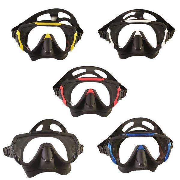 Billede af SeaPro Accent dykkermaske
